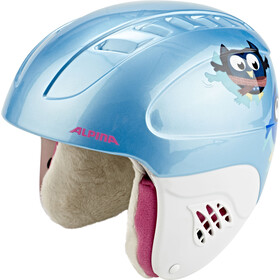 Alpina Carat Helm Kinderen, happy-owles